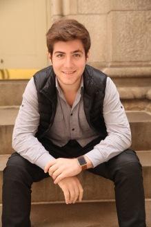 Latitude Talent - Male Talent Josh